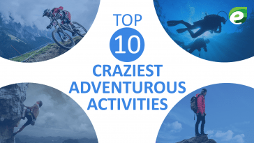 adventurous activities- Featured