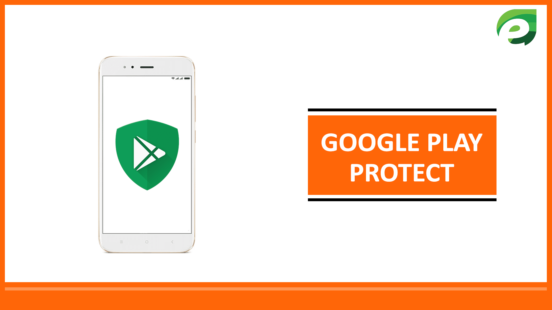 Mi A1- Google play protect
