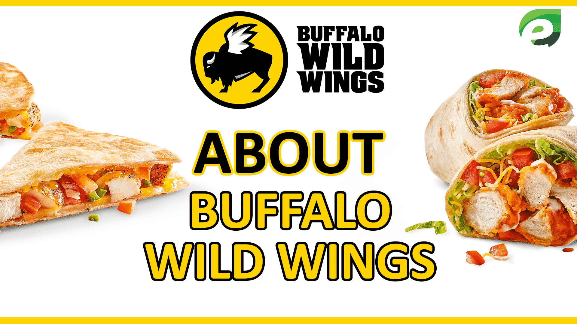 About Buffalo Wild Wings