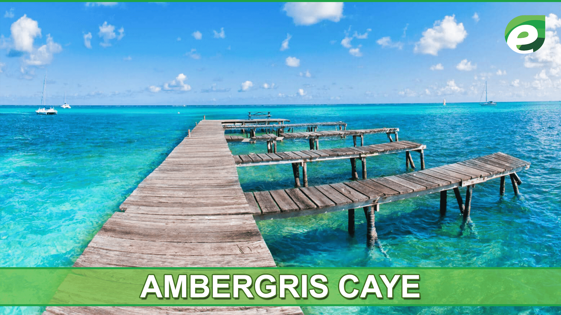 Beaches in Belize- ambergris caye