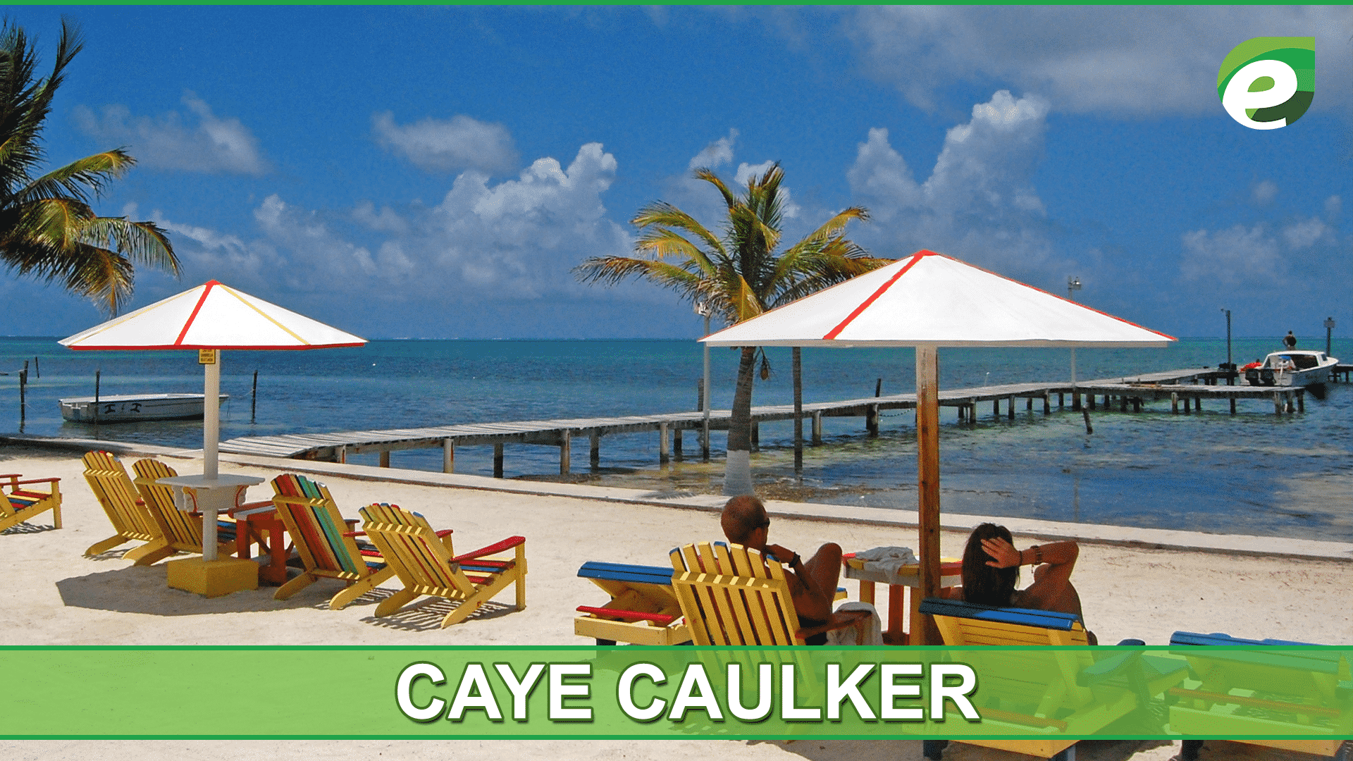 Beaches in Belize- Caye caulker