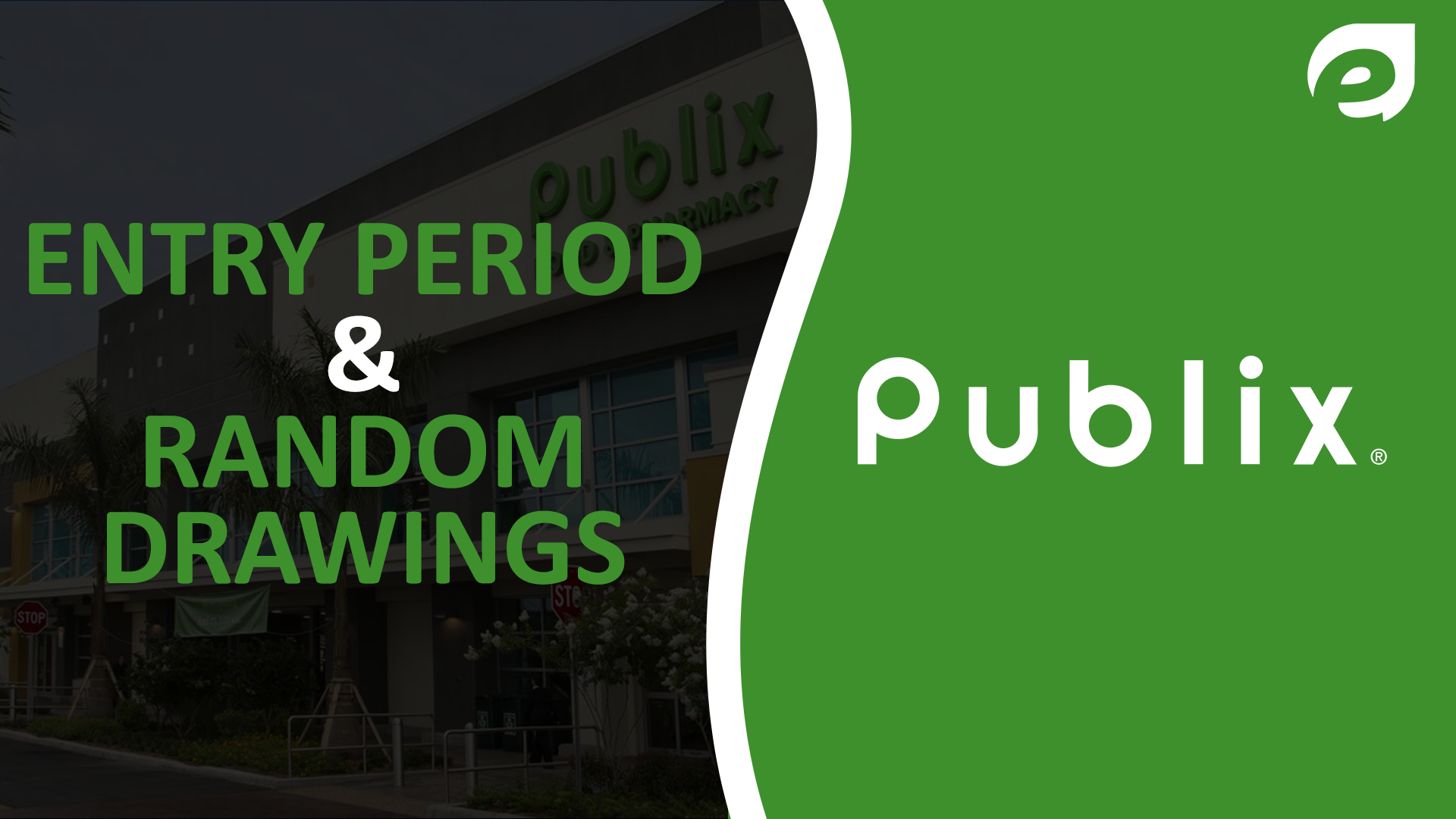 publix $1000 sweepstakes