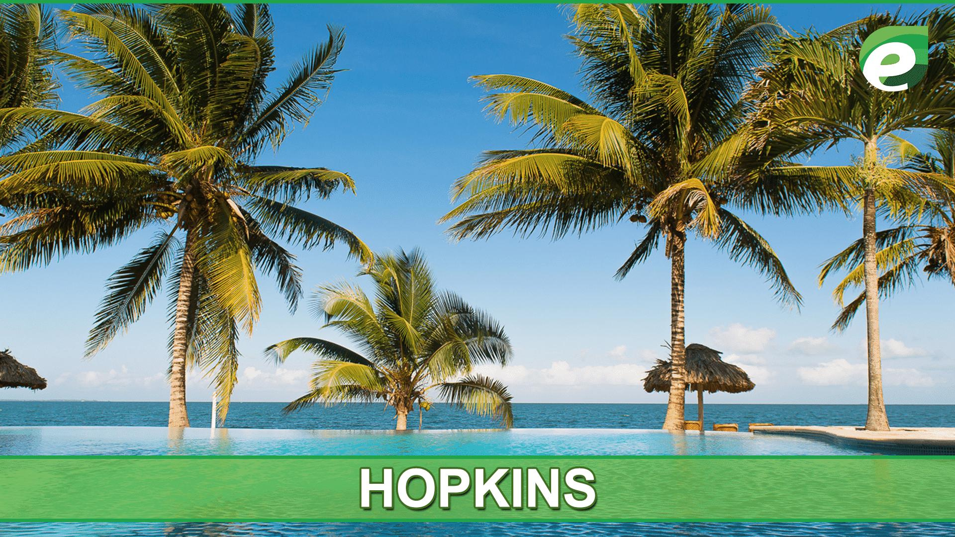 Beaches in Belize- hopkins