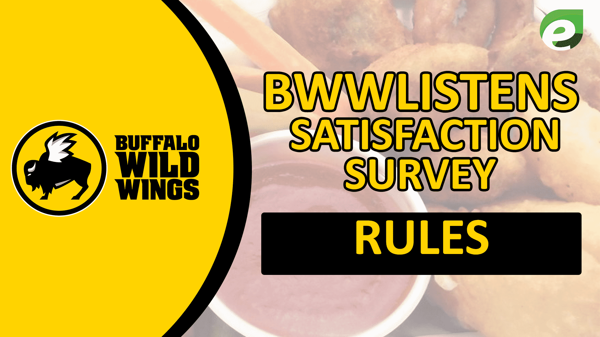 Bwwlistens survey Redemption code