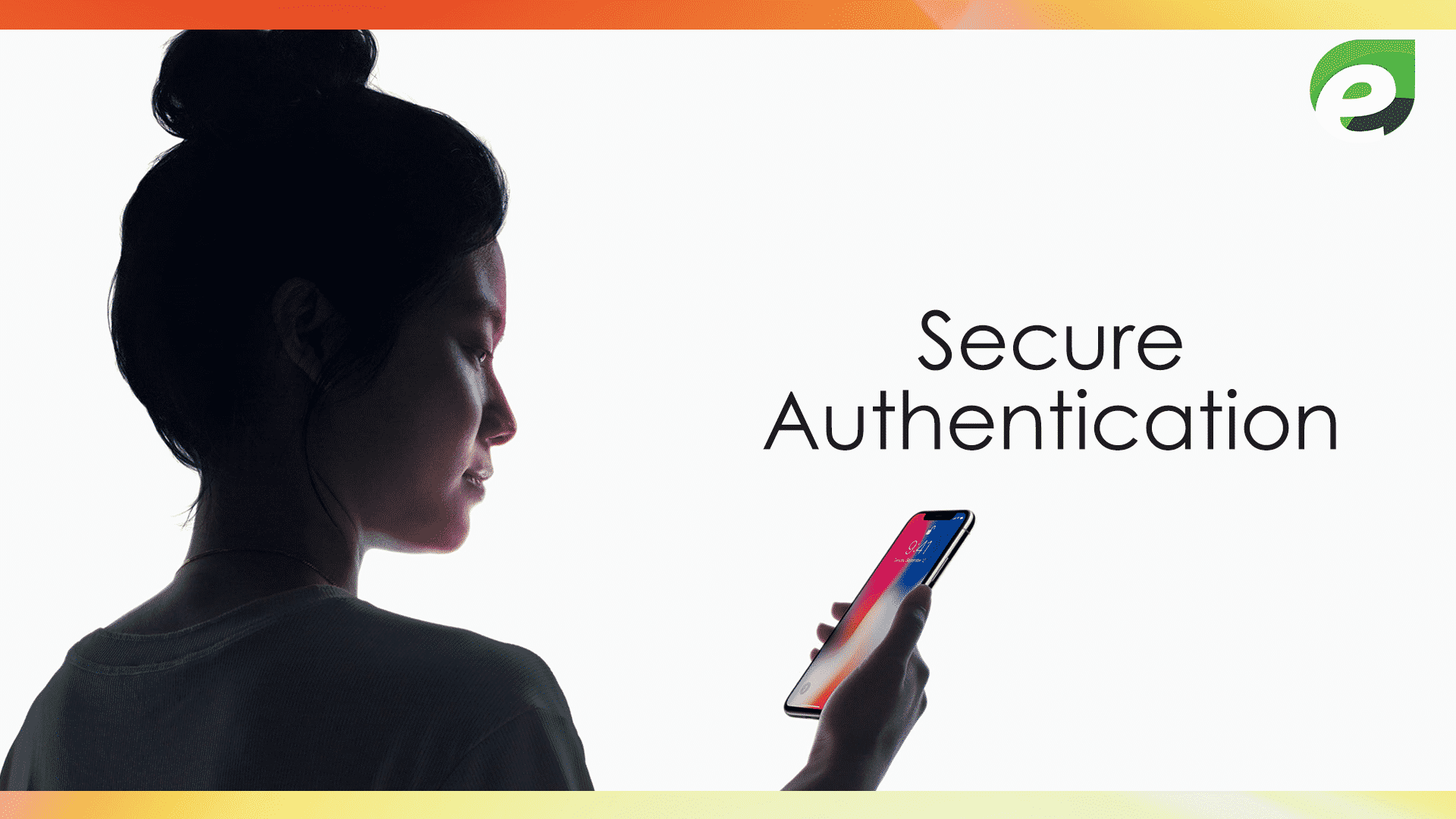 iphone x- secure authentication