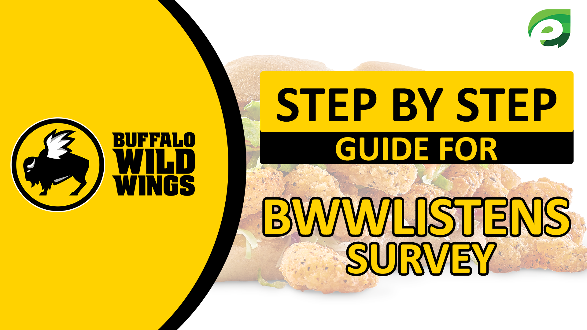 Step Step by Guide for Bwwlistens survey