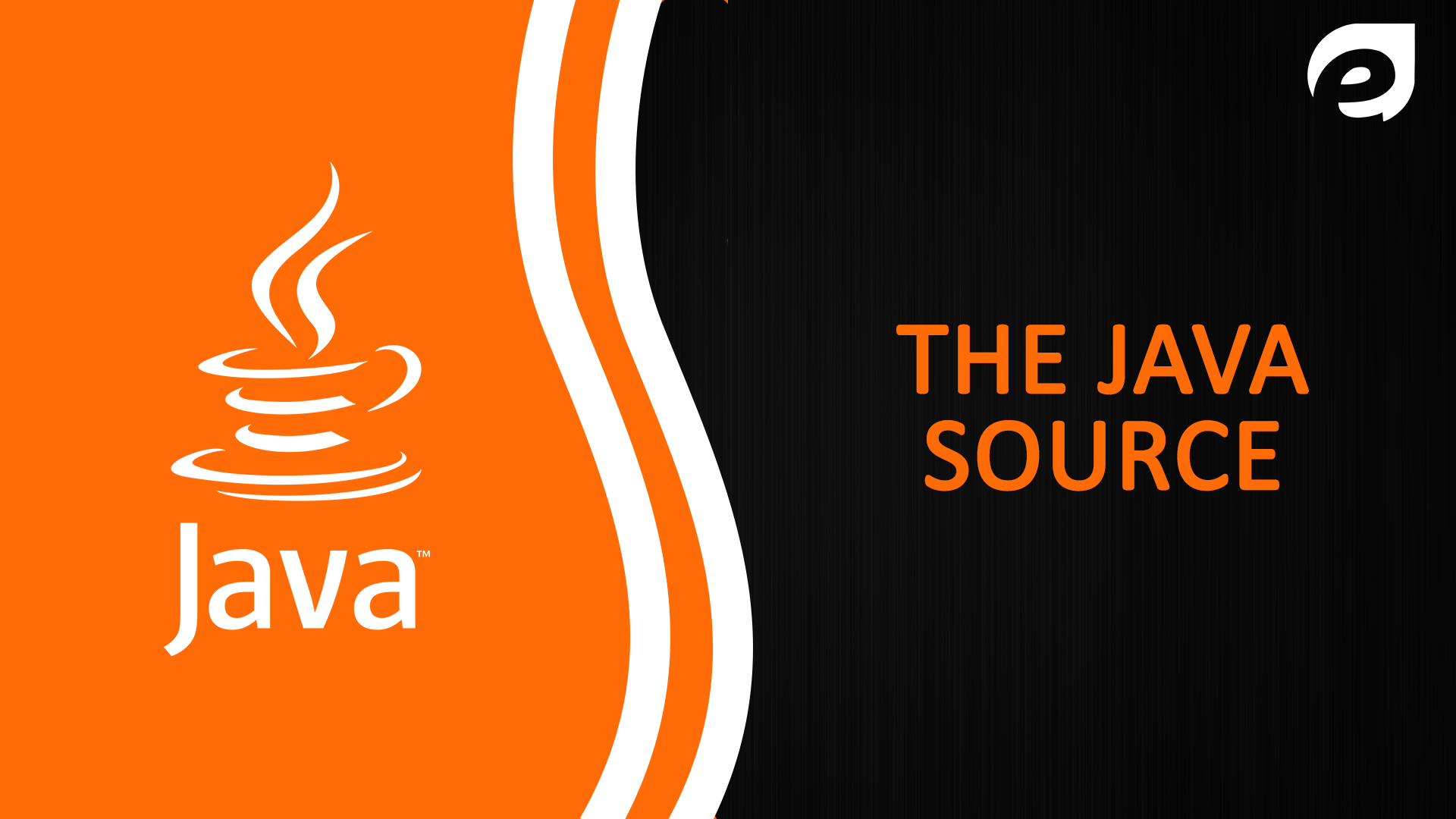 the java source