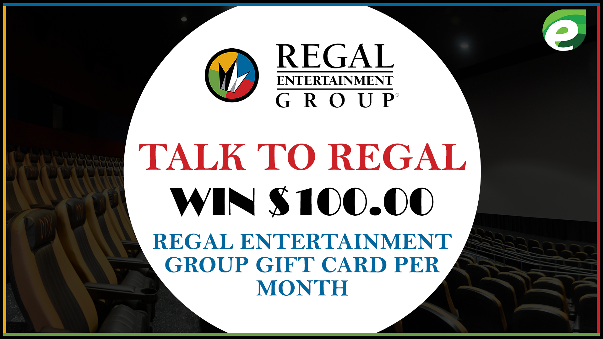 talktoregal survey talk to regal is a customer satisfaction survey at wwwtalktoregalcom or wwwregalsurveycom through which people take part in talk to