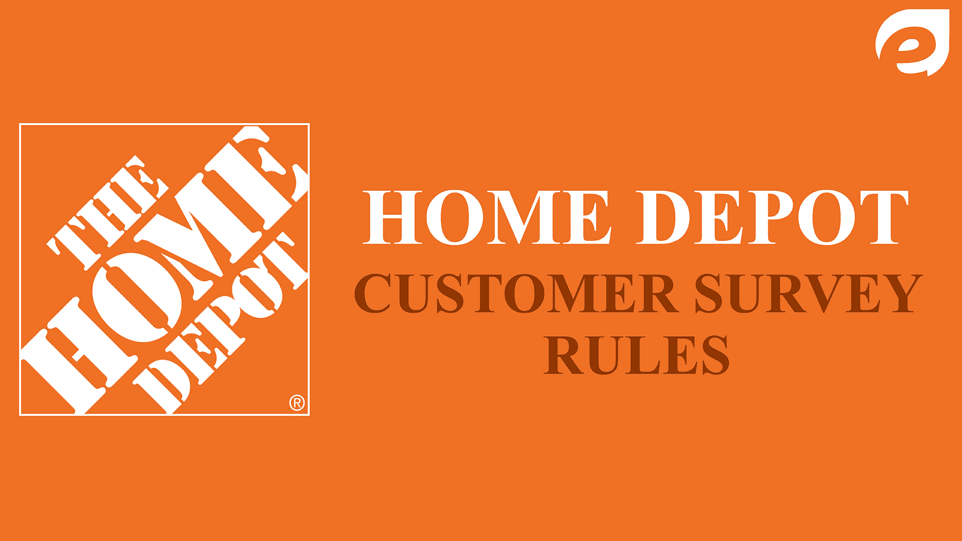 3bf020fc18e Do you like to shop at Home Depot  If the answer is yes