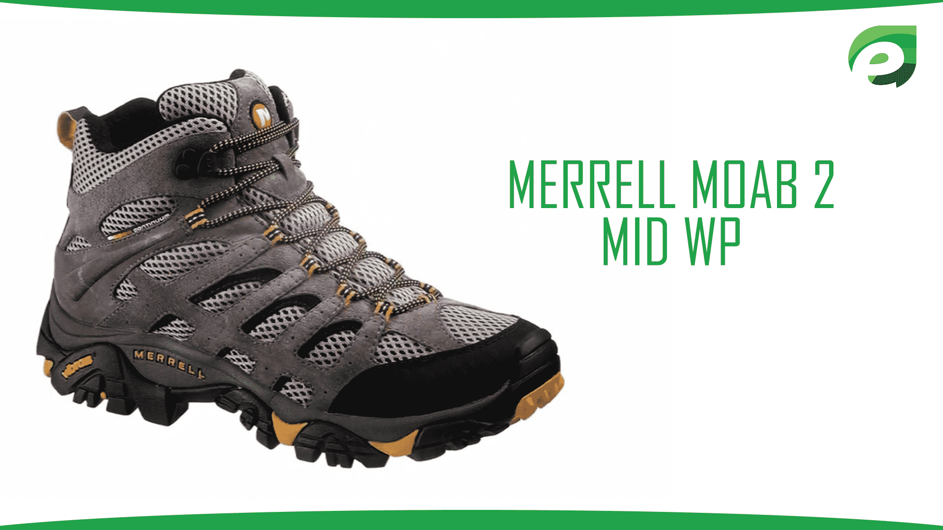 best hiking boots- Merrell Moab 2 mid wp