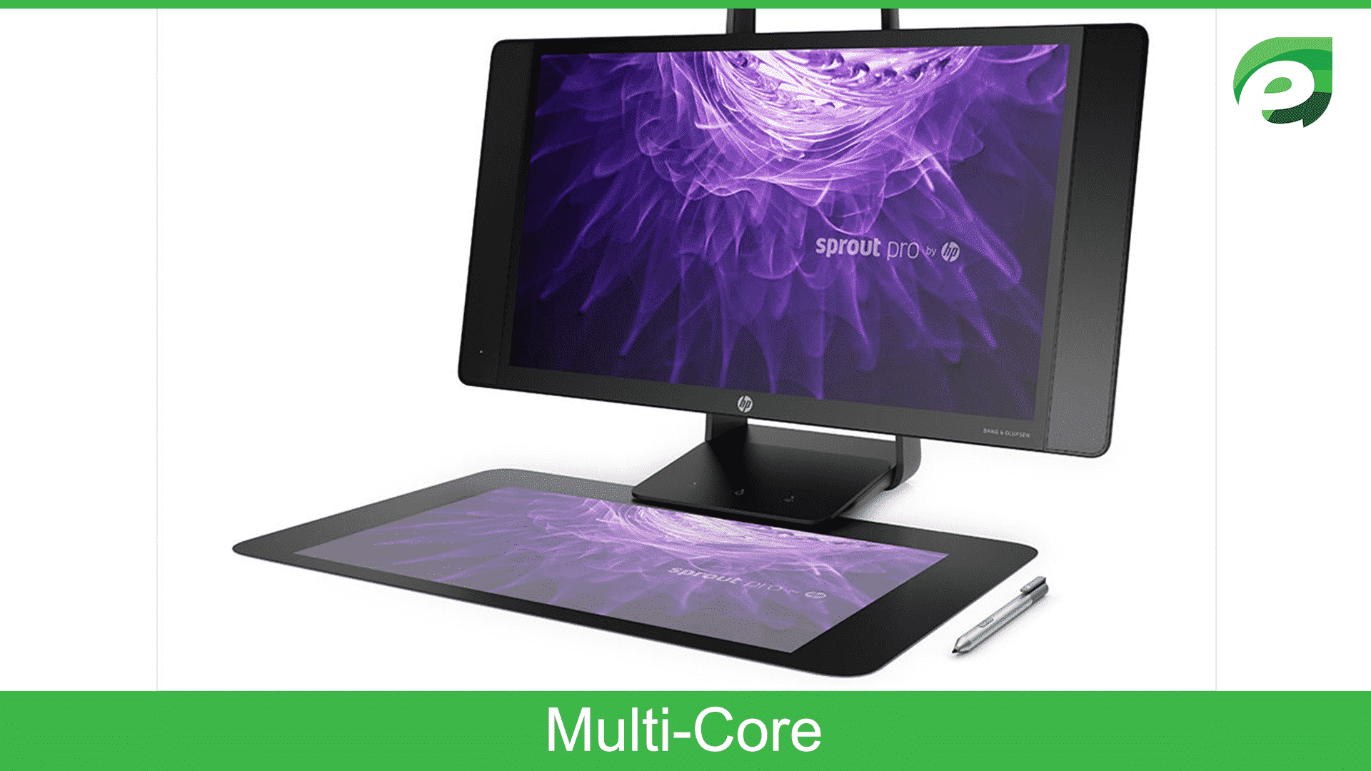 hp sprout G2 - multi core