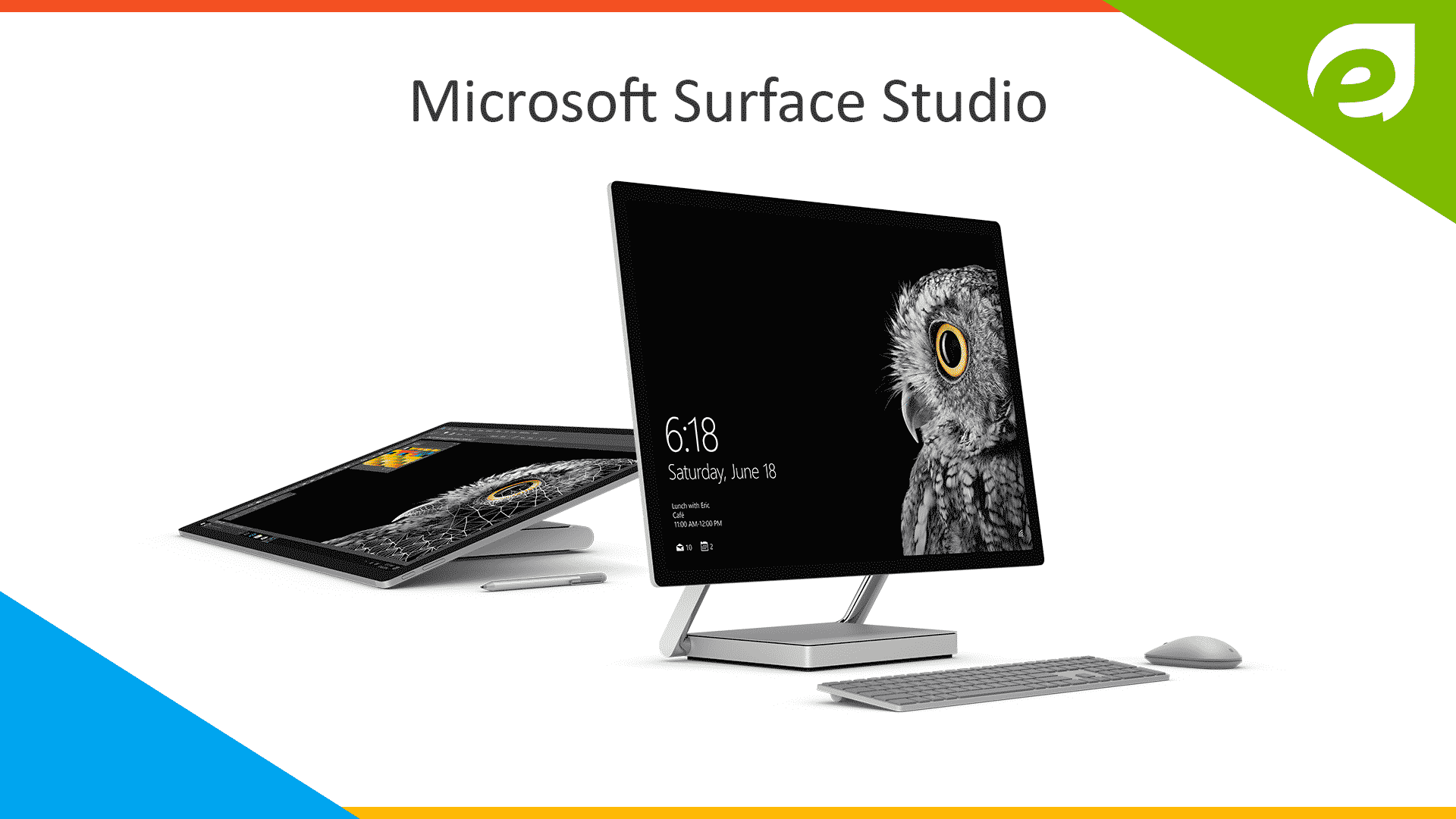 microsoft surface pro- surface studio