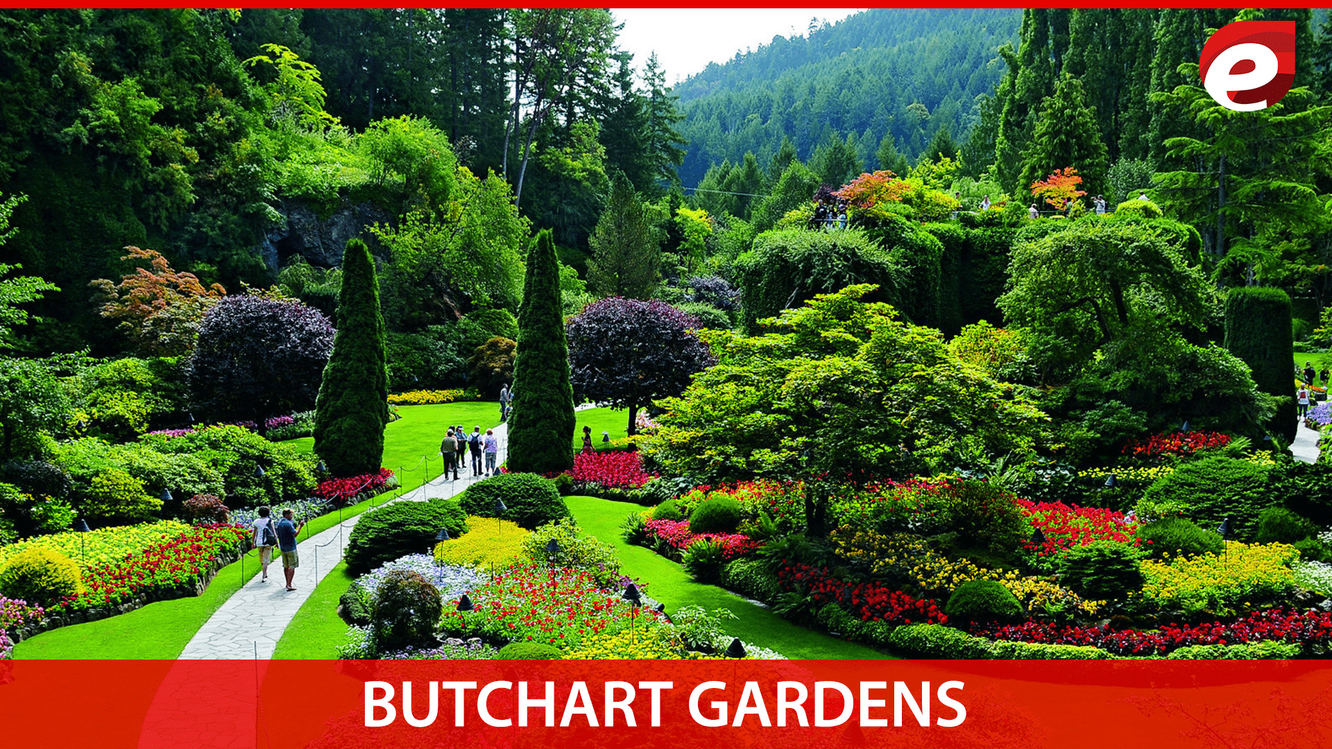 Places to visit in canada with its undefined beauty charm - Best time to visit butchart gardens ...