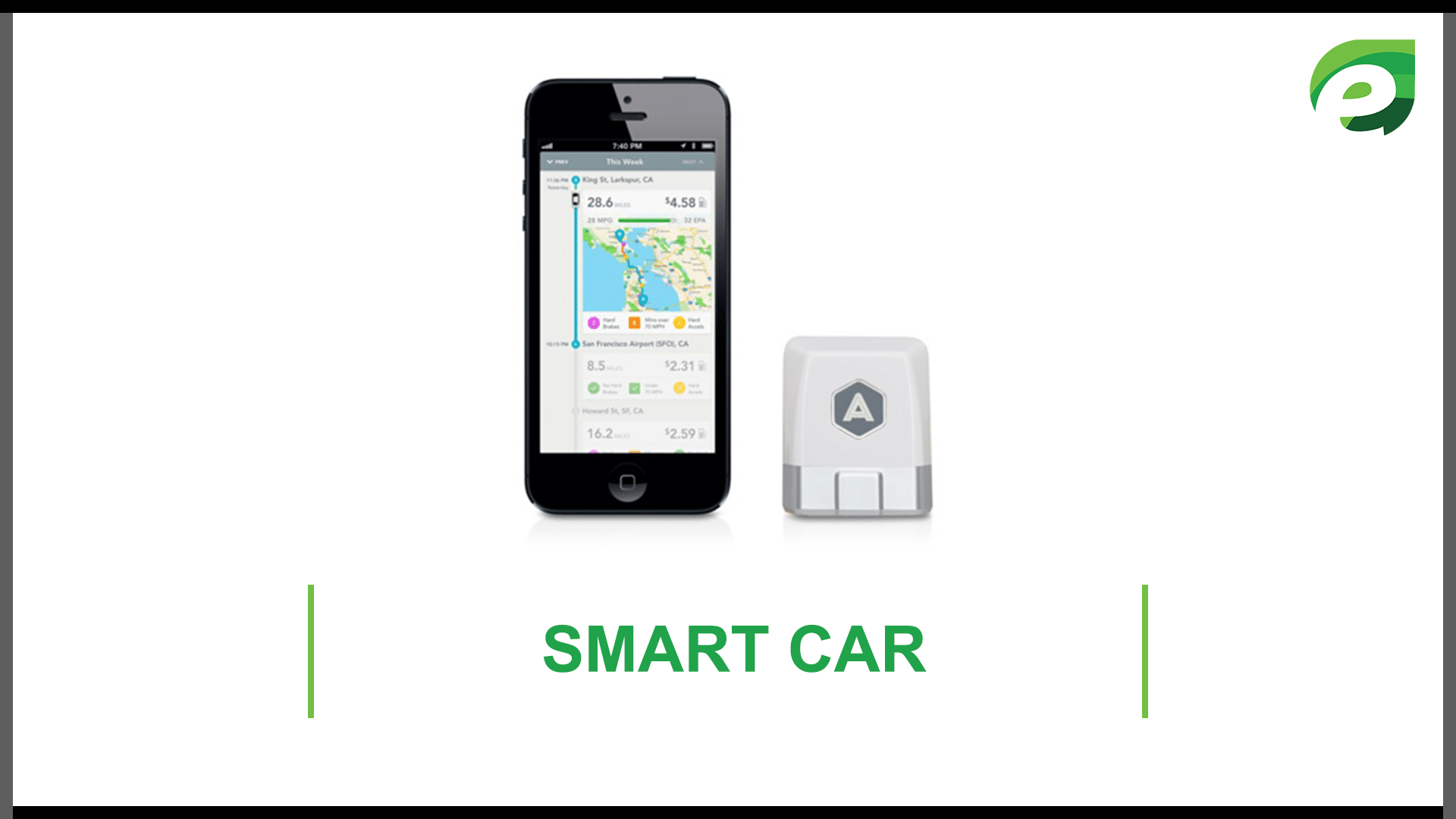 internet of things- smart car