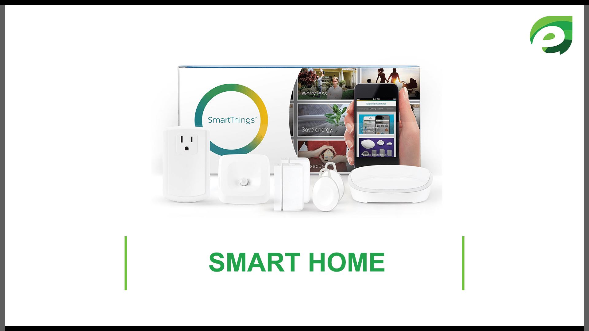 internet of things- smart home