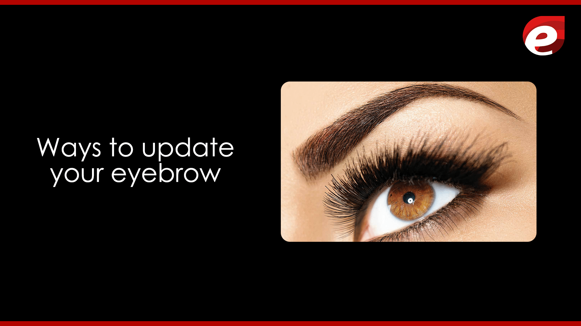 microblading- ways to update the eyebrows