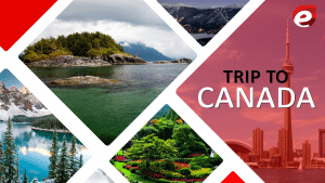 places to visit in Canada- featured image