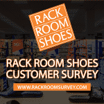 rack room shoes survey
