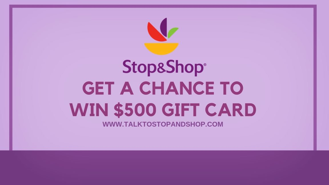 free gift cards without completing offers or surveys talktostopandshop www talktostopandshop com win 500 5658