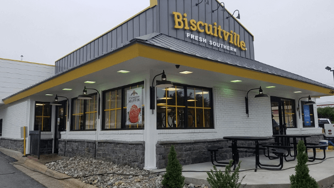 Biscuitville's Guest Satisfaction Survey