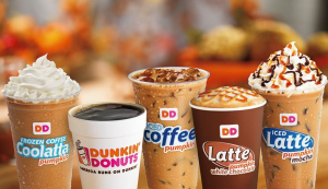 dunkin donuts contest